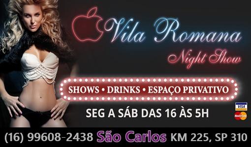Boate Vila Romana – São Carlos, SP