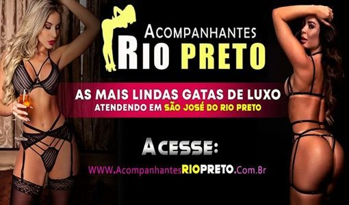 ACOMPANHANTES RIO PRETO – SP