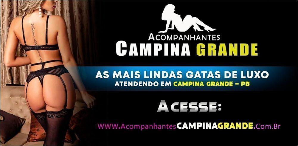 Acompanhantes em Campina Grande!