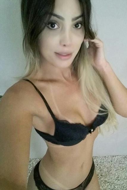 Amanda Mestiça TRANS