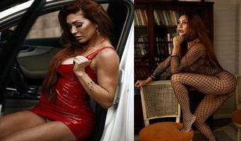 Dominatrix Valentina Cooper – Top de LUXO!